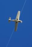 Aereo di Aerospol Fotografie Stock Libere da Diritti