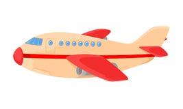 Aereo di aria del trasporto illustrazione di stock