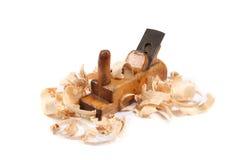 Aereo di legno Fotografia Stock