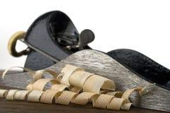 Aereo di legno. Fotografie Stock
