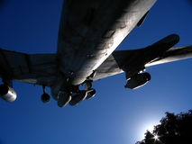 Aereo militare 2 Immagine Stock Libera da Diritti