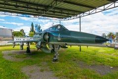 Aereospaziale Quito di museo di Kfir c2 immagine stock