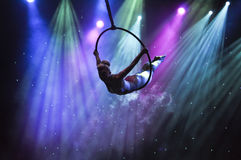 Aerial act Stock Photos