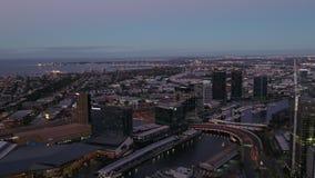 Aerial Australia Melbourne April 2018 Sunrise 30mm 4K Inspire 2 Prores