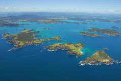 Free Aerial - Bay Of Islands, Northland, New Zealand Stock Photo - 21819230
