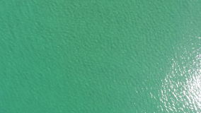 Aerial beautiful seaside stock video footage
