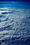 Aerial, Clouds, Idyllic Stock Photo