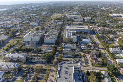 Aerial Delray Beach, Florida. Aerial, Bird Eye View from Delray Beach, USA Stock Images