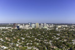 Aerial Fort Lauderdale, Florida Stock Images