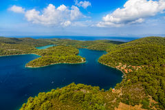 Mljet Stock Photography