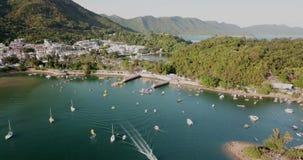 Aerial Hongkong Tai Mei Tuk 大尾篤 6