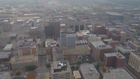 Free Aerial Kansas Wichita July 2017 Overcast Day 4K Inspire 2 Royalty Free Stock Photos - 101851808