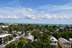 Aerial Key West Royalty Free Stock Image