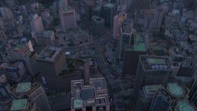 Aerial Korea Seoul April 2017 Seoul Tower Sunrise