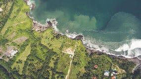 Aerial landscapes Stock Image