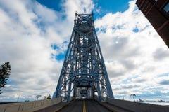 Aerial Lift Bridge Stock Image