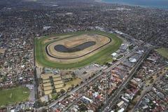 Aerial morphettville race course Stock Image