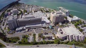 Aerial Mount Sinai Medical Center