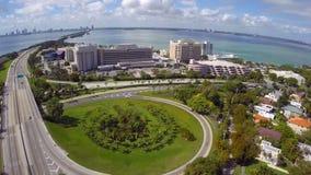 Aerial Mount Sinai Medical Center  Florida, health