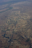 Aerial of Phoenix Arizona Royalty Free Stock Image