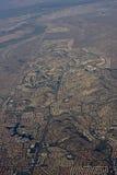 Aerial of Phoenix Arizona Royalty Free Stock Image
