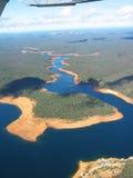 Aerial Photo Stock Photo