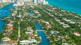 Free Aerial Photo Golden Beach Florida Royalty Free Stock Photography - 130280477