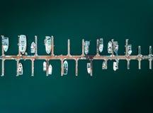 Free Aerial Photo Of Docked Boats Royalty Free Stock Photos - 116785448
