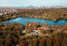 Free Aerial Photo Of Prospect Park Royalty Free Stock Photos - 163793078