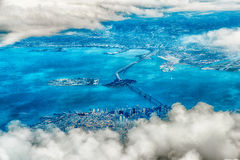 Aerial Photograph of San Francisco Stock Images
