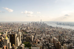Aerial Photography of City during Daytime Royalty Free Stock Photo