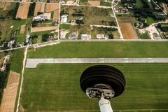 Aerial Photography, Photography, Grass, Bird's Eye View Royalty Free Stock Images