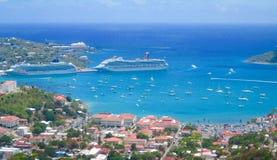 Aerial Photography of Sea Stock Photos