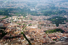 Aerial Rome Stock Images