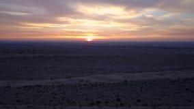 Sand desert, sunset. Landscape, India.