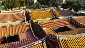 Aerial shots, Taiwan, Kinmen, sightseeing spots, Kinmen Folk Culture Village, 18 Wang Jiayu
