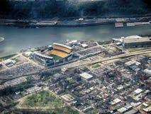 Aerial Stadium Stock Images