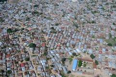 Aerial tanzania Royalty Free Stock Photos