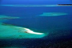 Aerial tanzania Stock Photo