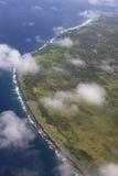 Aerial Tongatapu Stock Photos