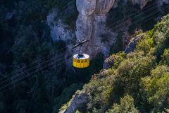 Aerial Tram Royalty Free Stock Photo
