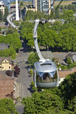 Aerial tram, Portland OR. Stock Photography