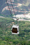 Aerial Tram View Royalty Free Stock Photo