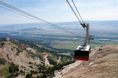 Aerial Tramway Royalty Free Stock Images