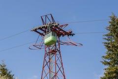 Aerial tramway Stock Photos