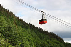 Aerial Tramway Stock Images