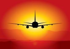 Aerial Transport. Vector illustration, EPS 10 Stock Images