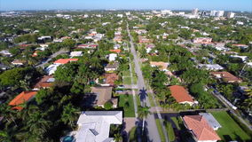 Aerial video of a residential housing neighborhood 2. Aerial video of a residential neighborhood stock video