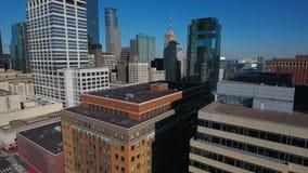Aerial Minnesota Saint Paul September 2016 4K