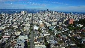 Aerial video San Francisco 4k stock video